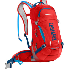 CamelBak M.U.L.E. LR 15 Trinkrucksack racing red/pitch blue